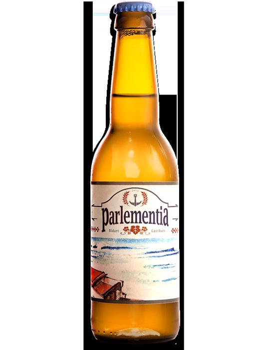 pack shot bière Parlementia