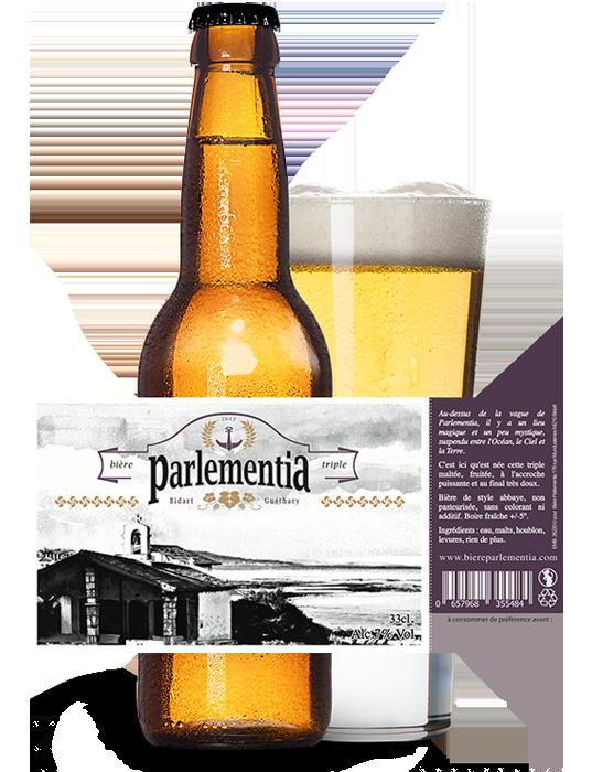 bière Parlementia Triple