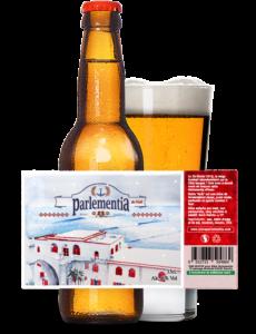 Bière de Noel Guéthary sous la neige